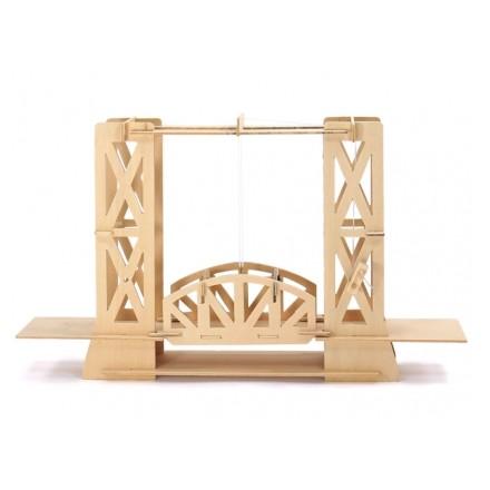 Мост подъемный