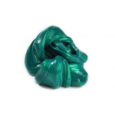 Умный пластилин. Металл изумрудный зеленый