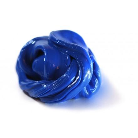Умный пластилин голубой