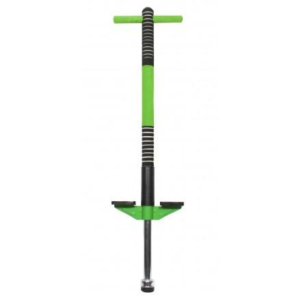 Детский кузнечик, пого стик ecoBalance mini, зеленый