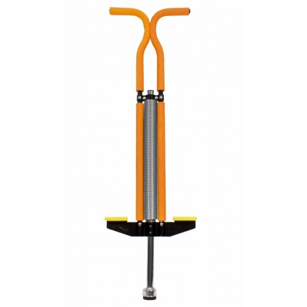 Детский кузнечик, пого стик ecoBalance Maxi, оранжевый