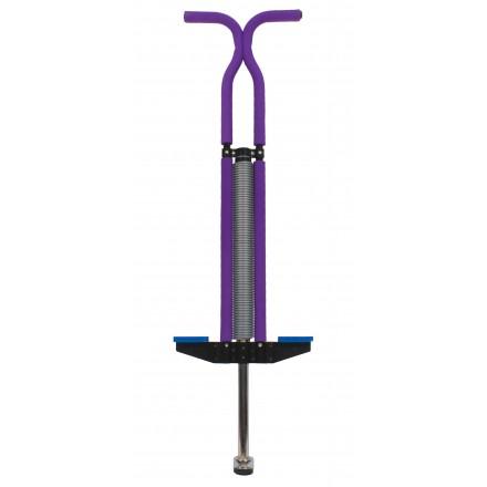 Детский кузнечик, пого стик ecoBalance Maxi, фиолетовый