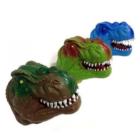 Рукозвери игрушка на руку Динозавр