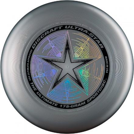 Диск Ultra-Star Discraft серебряный