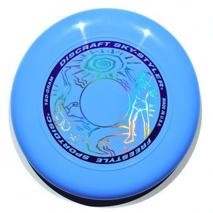Диск Фрисби Discraft Sky-Styler голубой (160 гр.)