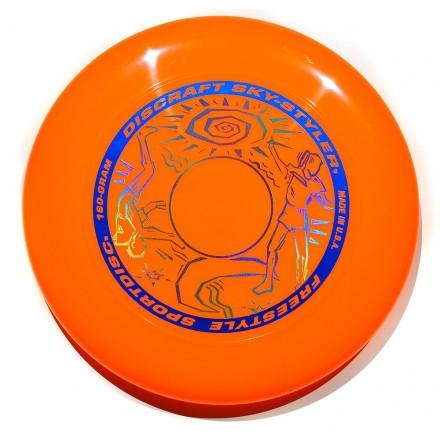 Диск Фрисби Discraft Sky-Styler оранжевый (160 гр.)