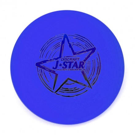 Диск Фрисби Discraft J-Star синий (145 гр.)