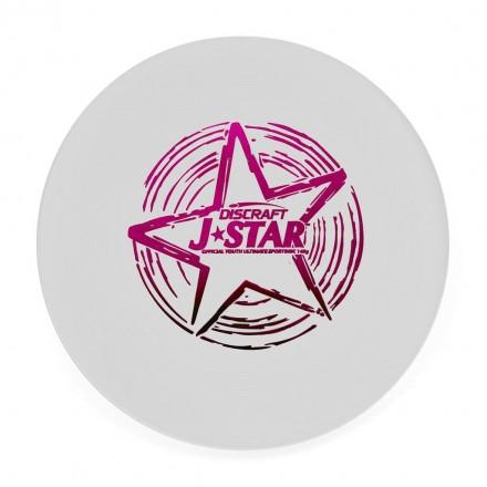 Диск Фрисби Discraft J-Star белый (145 гр.)