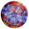 Диск Фрисби Discraft Ultra-Star полноцветный Звезда (175 гр.)